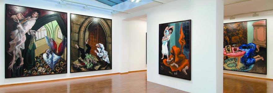 Galerie d'art Paris